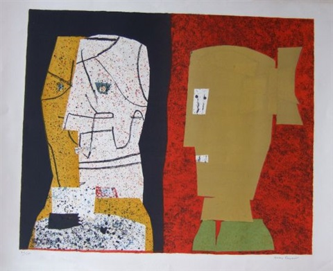la lettre max La Lettre group of 3 by Max Papart on artnet la lettre max