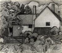 Hart's Farm, Clayhidon, 1919