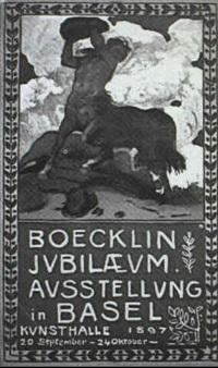 boecklin jubilaeum by h. steiner