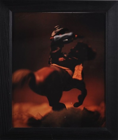 fire trails west series 3 by david levinthal