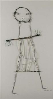 ohne titel (figur) by giovanni vetere