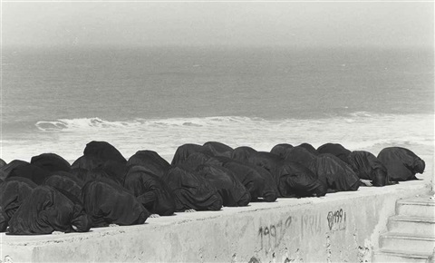 untitled from the rapture series by shirin neshat