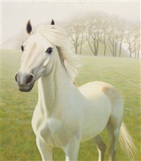 the white horse by carol graham