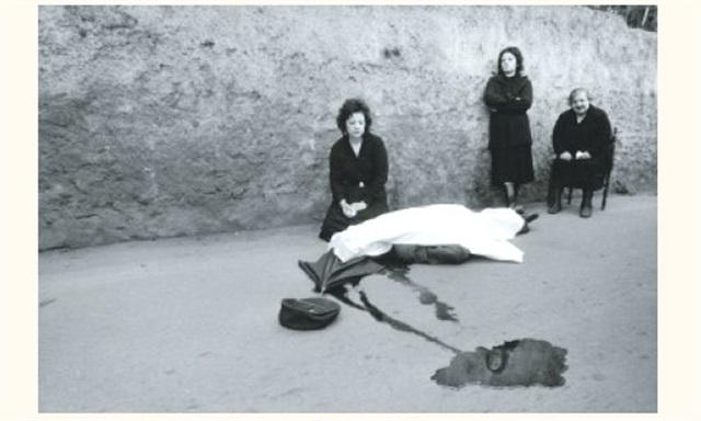 meurtre de benedetto grado sicile by franco zecchin