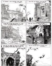 donjon monsters - des soldats d'honneur, planche 14 by frédéric bézian