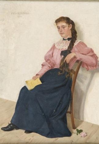 la lectrice by abel boulineau