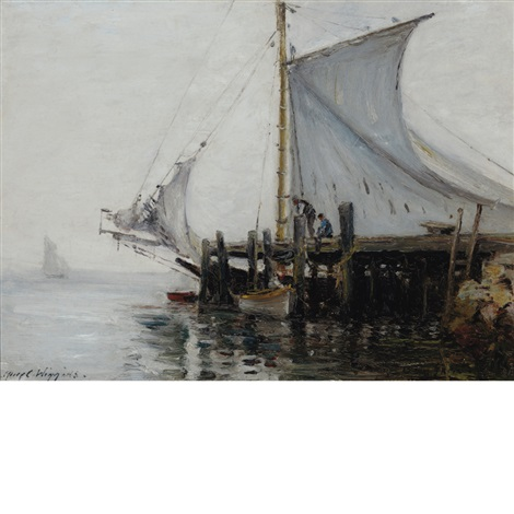 lifting fog by guy carleton wiggins