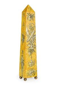 lampada da tavolo obelisco by piero fornasetti