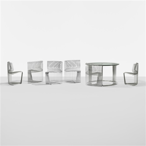 pantonova dining set by verner panton