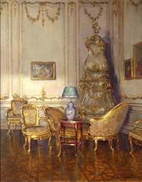room of empress sissi by lea reinhart