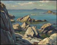 rocky coast by adam sherriff scott