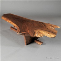 coffee table by george nakashima