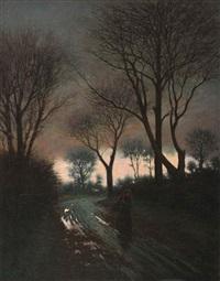 between autumn & spring by joseph malachy kavanagh
