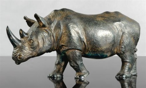 rhinoceros by rene bry