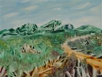 gebirgslandschaft by angelo demosoni