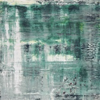 cage grid i (single part a) by gerhard richter
