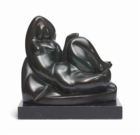 repose by alexander archipenko
