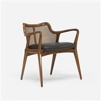 armchair by vladimir kagan