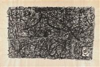 sans titre - sans titre (2 works) by rené guiette
