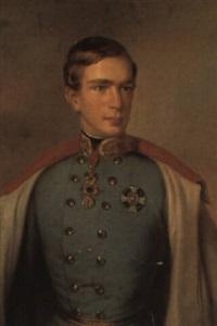 kaiser franz joseph i. von österreich (1830-1916) by elisabeth modell