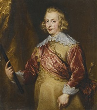 portrait of the cardinal-infante ferdinand of austria (1609-1641) by sir anthony van dyck