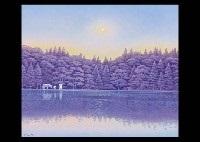 colorful reflection by kazuaki tomiya