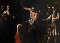 degollación de san juan bautista by alonzo rodriguez