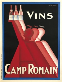 vins/camp romain by claude gadoud
