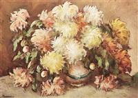 crizanteme by traian cornescu