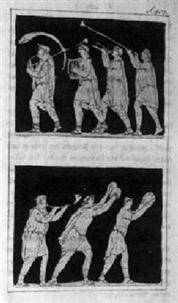 anthousa (griechisch) oder roms alterthümer. ein buch für die menschheit by karl möritz
