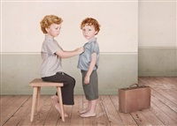 hugo & dylan 2 by loretta lux