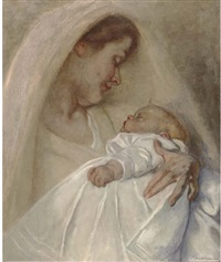 a mother's love by hendrik johannes haverman