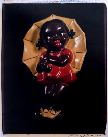 blackface series 103 by david levinthal