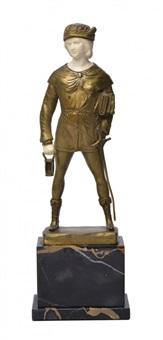 statuette by kabisch