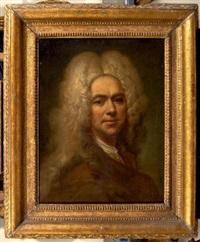 portrait d'un artiste by joseph vivien