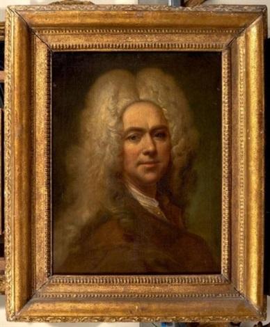 portrait dun artiste by joseph vivien