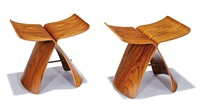 butterfly stools (2) by sori yanagi