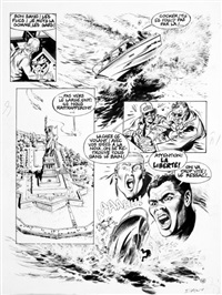 arlequin, planche n°43 by dany