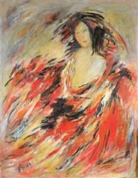 woman by rachel aronovitz
