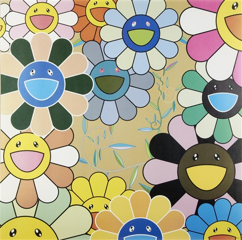 killer pink by takashi murakami