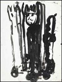 untitled (double-sided) by john scott