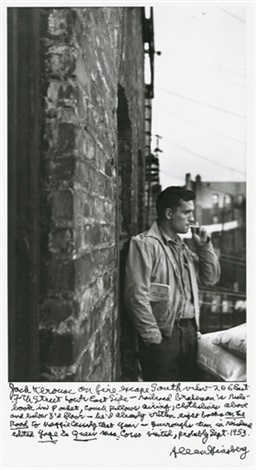 selected images of jack kerouac william burroughs neal cassady and peter orlovsky 9 works by allen ginsberg