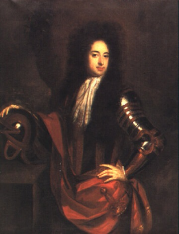 portrait of sir robert henley 2nd bt 1709 by jan van der vaardt