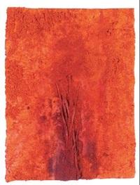 sin titulo (rojo) by bosco sodi