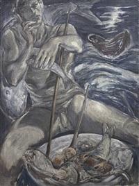 el pescador by pepe alfaro