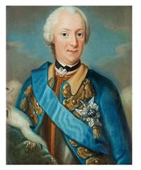 konung adolf fredrik (1710-1771) by ulrika (ulla frederika) pasch