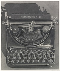remington 5 by robert cottingham