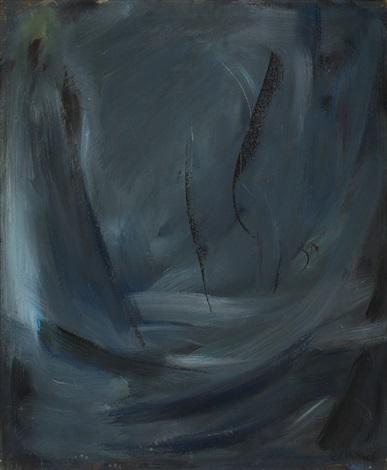 blue color by hakki anli