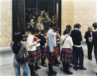 museo del prado 5, madrid 2005 by thomas struth
