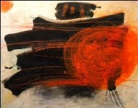 giration rouge by huguette fourreau